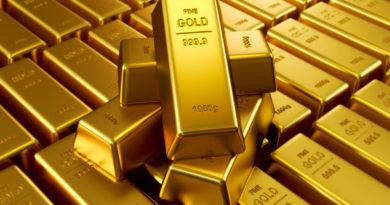 обвал золота декабрь 2018
